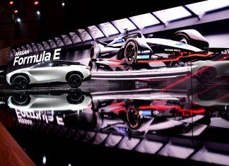 Nissan la Geneva Motor Show 2018