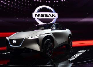 Conceptul Nissan IMx KURO prezentat la Geneva Motor Show 2018