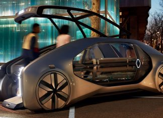 Renault EZ-GO, primul vehicul robot din lume conceput pentru o mobilitate urbană de tip carsharing