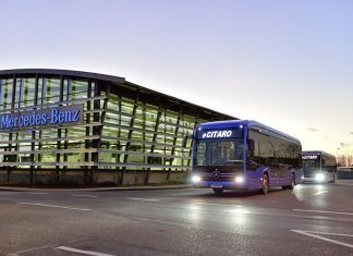 "Mercedes-Benz eCitaro ""electrizează"" transportul european"