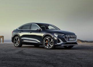 Audi e-tron Sportback = Edition One
