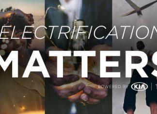 1Kia lanseaza un centru de electrificare