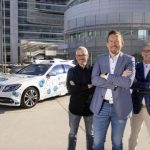 Mercedes urban automated driving