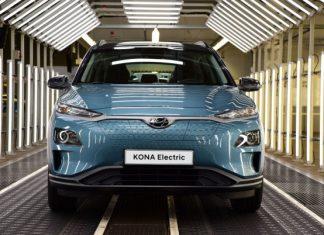 Hyundai extinde productia Kona Electric