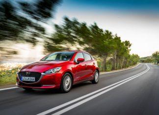 Mazda2 din 2020