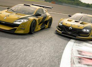 Renault Vitality GT Sport Show