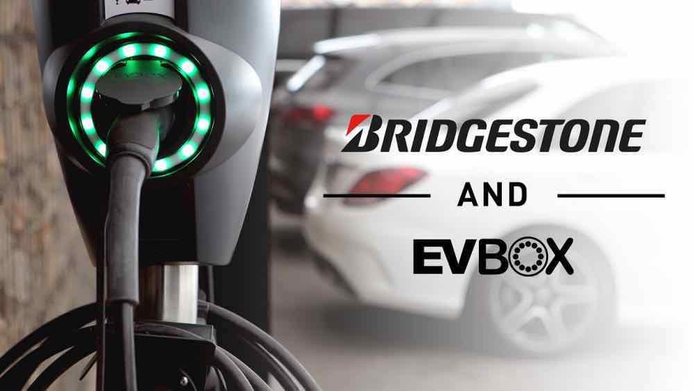 Bridgestone și EVBox
