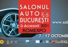 Salonul Auto București 2021